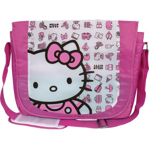 Vivitar Hello Kitty Nylon Messenger Case