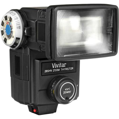 Vivitar 285HV Flash