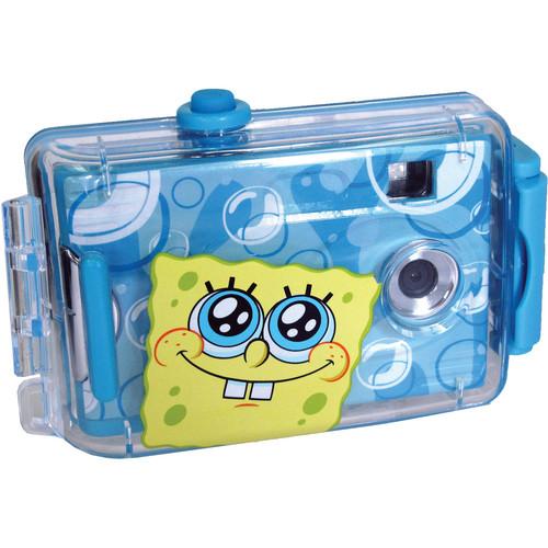 Sakar SpongeBob Underwater Digital Camera
