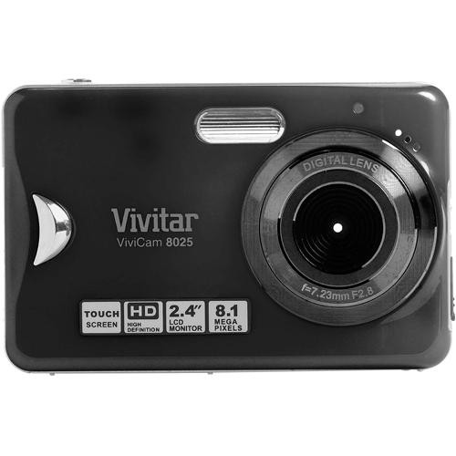 Vivitar ViviCam 8025 Point-and-shoot Digital Camera