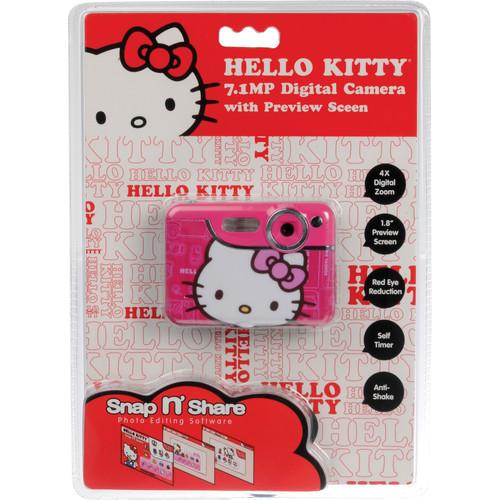 Sakar Hello Kitty 7.1MP Digital Camera
