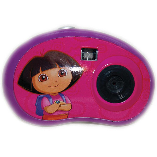Sakar Dora The Explorer Talking Digital Camera