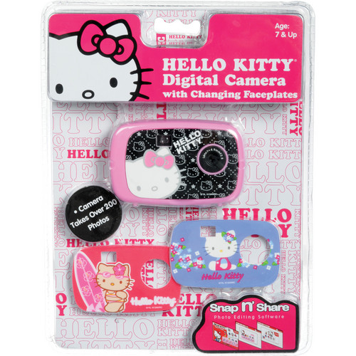 Sakar Hello Kitty Digital Camera