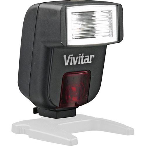 Vivitar DF22 Digital TTL Shoe Mount Flash for Canon E-TTL II