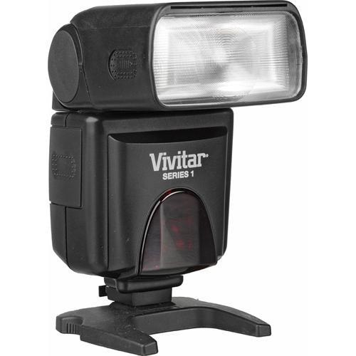 Vivitar DF-283 Series 1 TTL Flash for Sony/Minolta Cameras