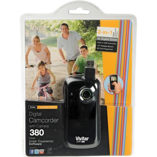 Vivitar DVR 380 Digital Video Recorder