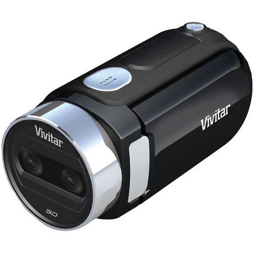 Vivitar DVR 790HD 3D Digital Video Recorder
