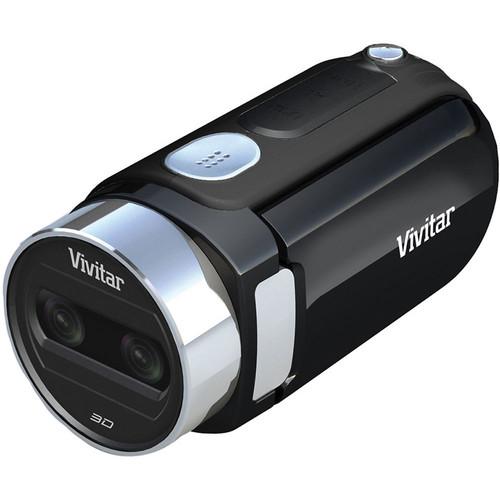 Vivitar DVR 790HD 3D Digital Video Recorder