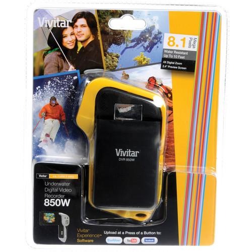 Vivitar DVR 850W Underwater Digital Camcorder