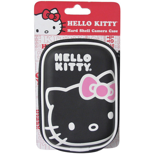 Vivitar Hello Kitty Hardshell Camera Case (Black)