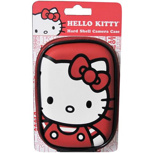 Vivitar Hello Kitty Hardshell Camera Case (Red)