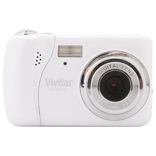 Vivitar ViviCam i7 Digital Camera (White)