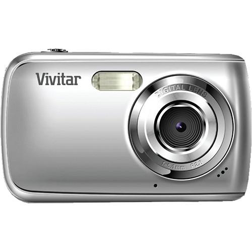Vivitar ViviCam 9112 Digital Camera (Silver)