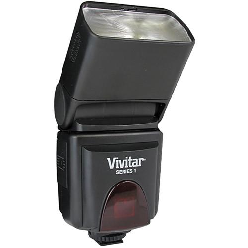 Vivitar DF-293 TTL AF Flash for Canon Cameras
