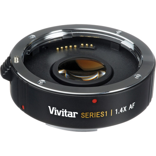 Vivitar 1.4x Teleconverter for Canon