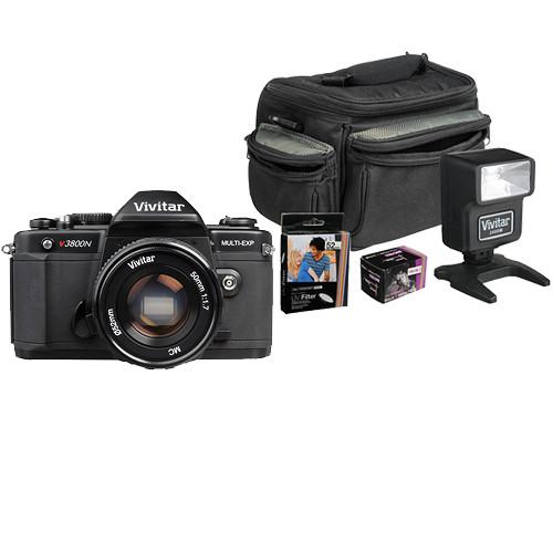 vivitar v3800n camera manual