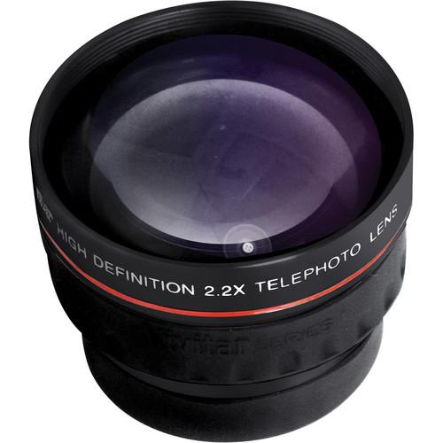 Vivitar 2.2x Telephoto Lens Attachment for 37mm Filter Thread