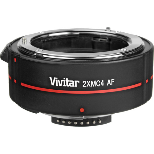 Vivitar Series 1 Teleconverter For All Nikon DSLRs