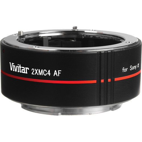 Vivitar Series 1 Teleconverter For Sony/Minolta