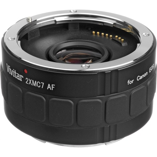 Vivitar Series 1 Teleconverter For Canon
