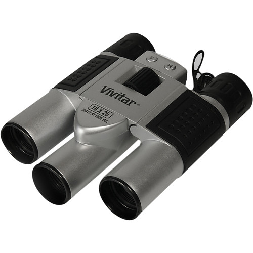 Vivitar 10x25 Digital Camera Binocular