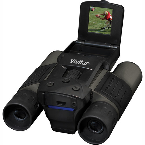 Vivitar 12x25 Digital Camera Binocular
