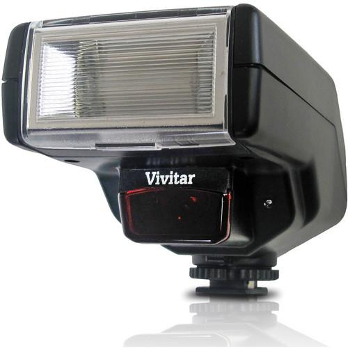 Vivitar DF-186 DSLR Flash for Sony Cameras