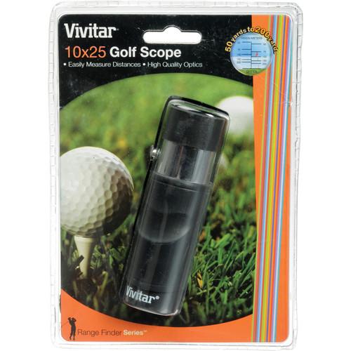 Vivitar 10x25 Classic Monocular