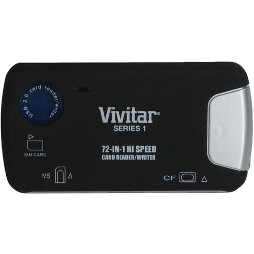 Vivitar 72-in-1 Card Reader / Writer