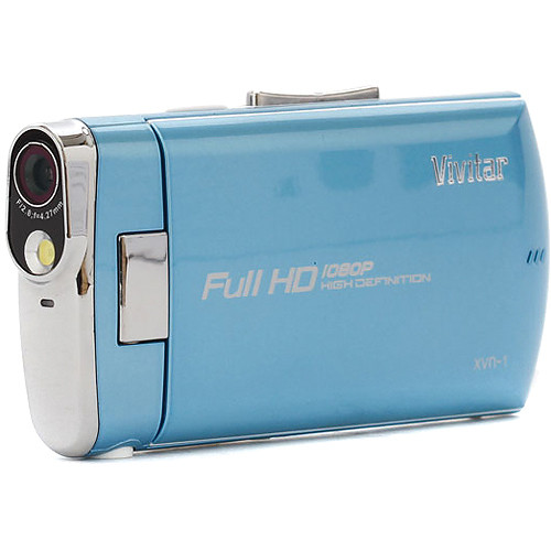 Vivitar XVN-1 Digital Video Recorder (Blue)