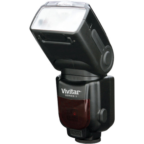 Vivitar DF-583 Power Zoom TTL Flash for Nikon Cameras