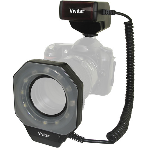Vivitar DR-6000 Digital Macro Ring Light