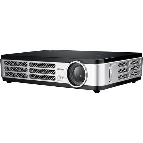 Vivitek Qumi LED Pocket Projector (Black)