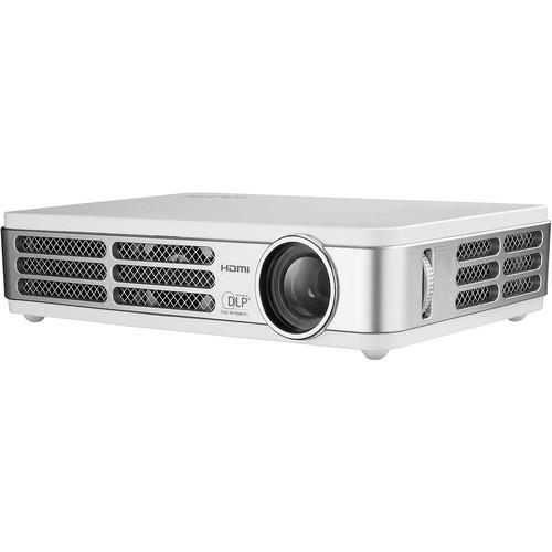 Vivitek Qumi LED Pocket Projector (White)