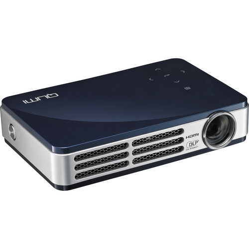 Vivitek Qumi Q5 Super Bright HD Pocket Projector (Blue)