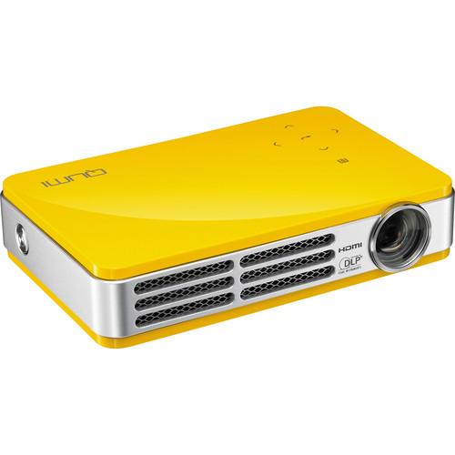 Vivitek Qumi Q5 Super Bright HD Pocket Projector (Yellow)