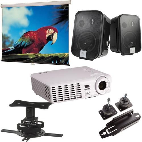 Vivitek D510 DLP Projector Conference Room Package
