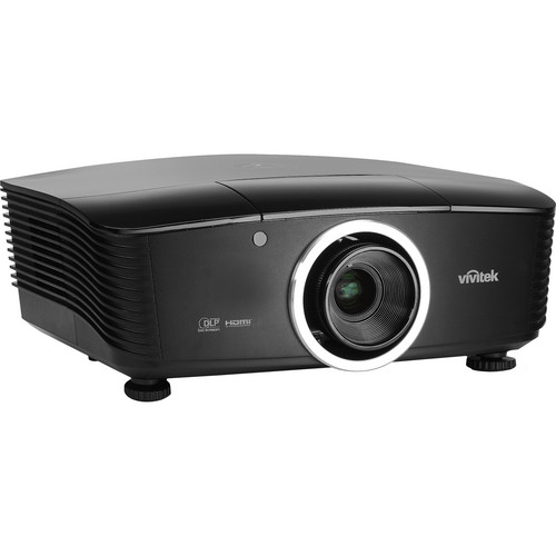 Vivitek D5000 XGA Digital Projector (Black)