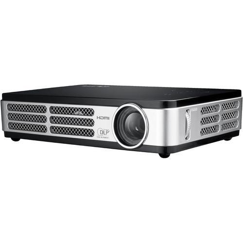 Vivitek Qumi Q2 Lite LED Pocket Projector (Black)