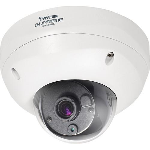 Vivotek FD8362E Supreme Extreme Weather Vandal-Proof Network Dome Camera