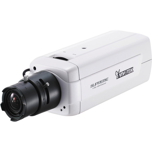 Vivotek IP8151P Supreme Night Visibility 1.3 MP Fixed Network Camera