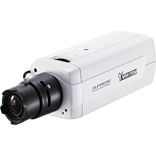 Vivotek IP8151 Supreme Night Visibility 1.3MP Fixed Network Camera