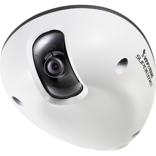 Vivotek SUPREME Series MD8562 2MP Outdoor Network Mini Dome Camera