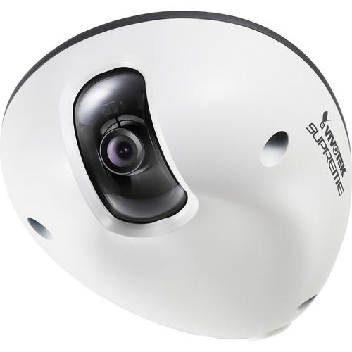 Vivotek MD8562 Fixed Vandal-Proof Dome Network Camera