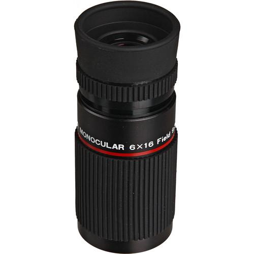 Vixen Optics 6x16 Multi Monocular (Black)