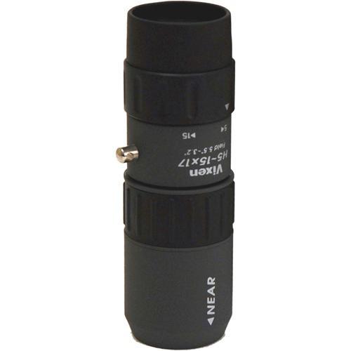 Vixen Optics 5-15x17 Zoom Monocular