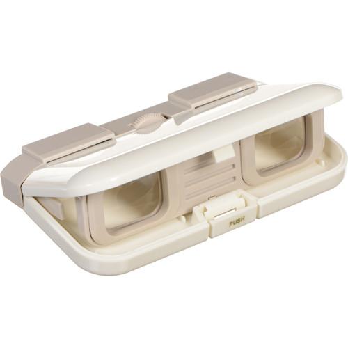 Vixen Optics 3x28 Opera Glasses (Tan)