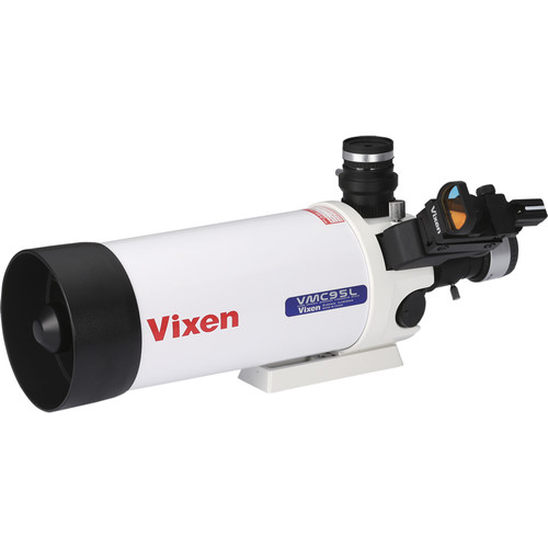 Vixen Optics VMC95L 95mm f/11 Maksutov-Cassegrain Telescope (OTA Only)