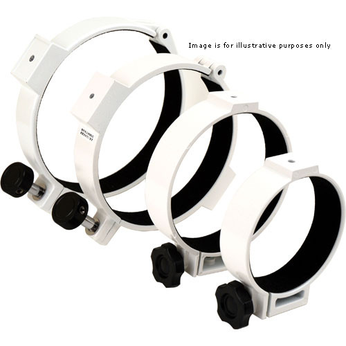 Vixen Optics Tube Rings with 232mm Inner Diameter
