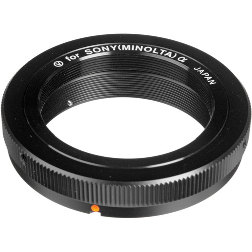 Vixen Optics DSLR T-Ring Camera Adapter for Sony A Cameras